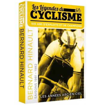 Les Légendes Du Cyclisme - Saisons 1981 à 1982 (Sous le soleil dEddy Merckx)