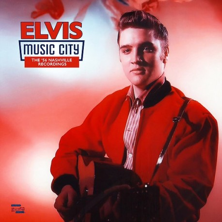 ELVIS PRESLEY - MUSIC CITY - VINYLE MEMPHIS RECORDING