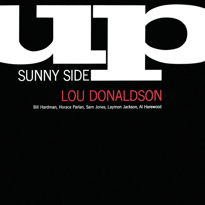 Lou Donaldson - Sunny Side Up - 33 Tours (Vinyle Noir)