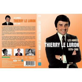 Thierry Le Luron : 1970-1986 (2 DVD)