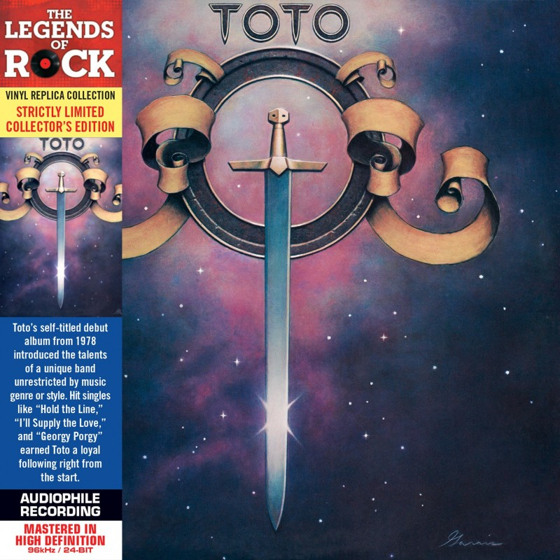CD - Toto - Toto