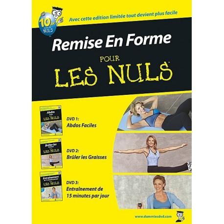Pour Les Nuls - La Remise En Forme (Abdos faciles, Brûler les graisses, Entrainement de 15')
