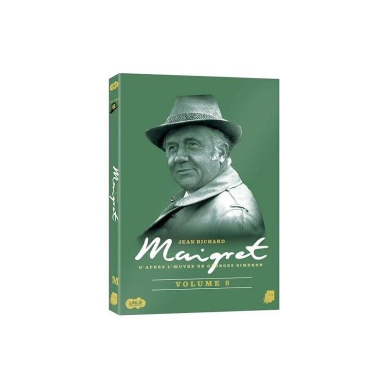 MAIGRET - Double DVD - Volume 3