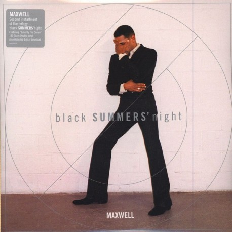 Maxwell ‎- blackSUMMERS'night