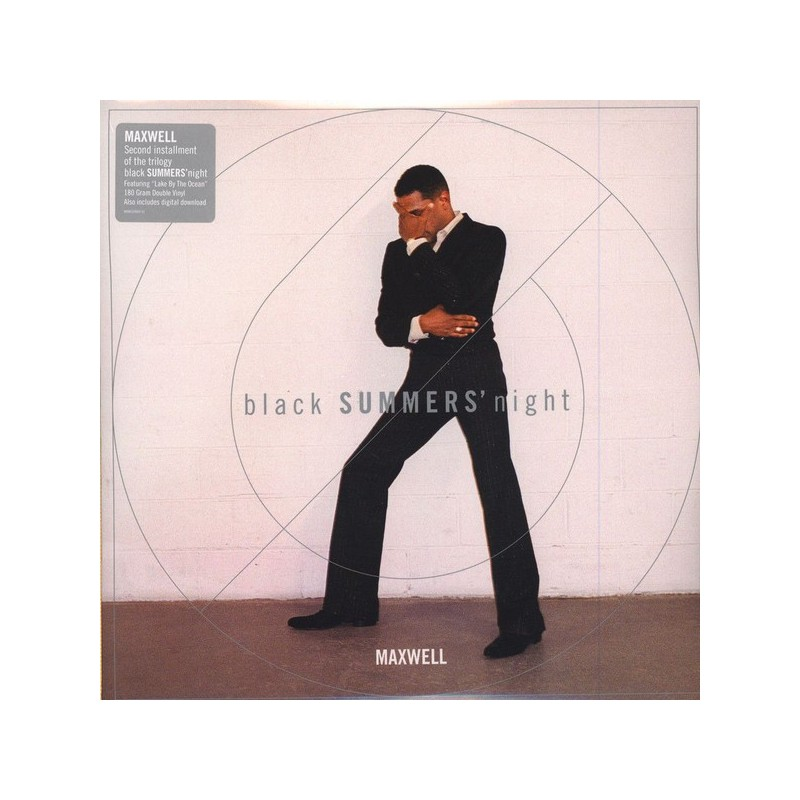 Maxwell Blacksummers Night Vinyle
