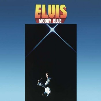 Elvis - ELVIS MOODY BLUE Vinyle 40th anniversaire blue
