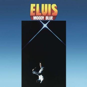 Elvis Presley - Moody Blue 40th Anniversaire Blue (Vinyle)