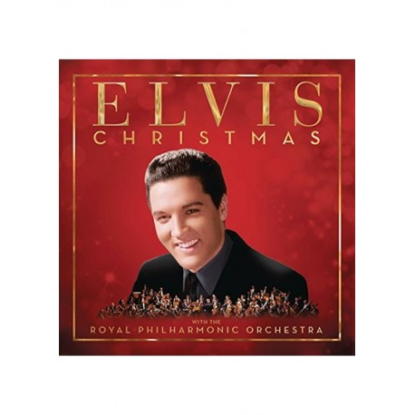 Elvis - Christmas With Elvis And The Royal Philharmonic Orchestra CD