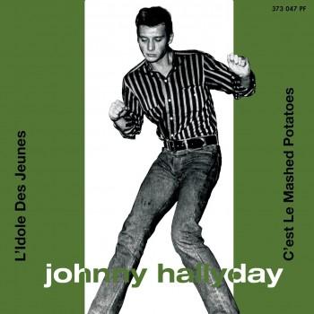 Johnny Hallyday - CD - L'idole Des Jeunes - EP Pochette Italienne