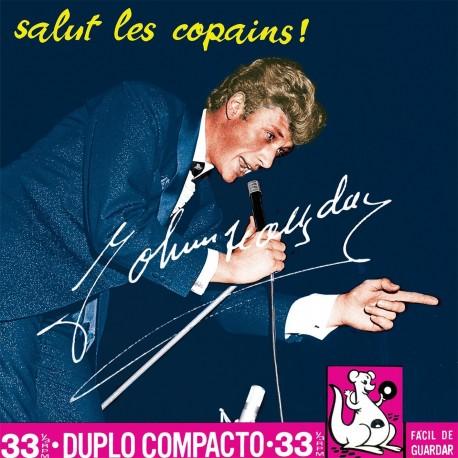 Johnny Hallyday - CD - Salut Les Copains - EP Pochette Brésilienne