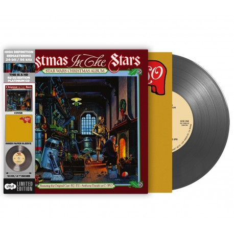 CD - Meco - Star Wars Christmas Album (Platinum Edition)