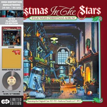 CD - Meco - Star Wars Christmas Album (Platinum Edition)