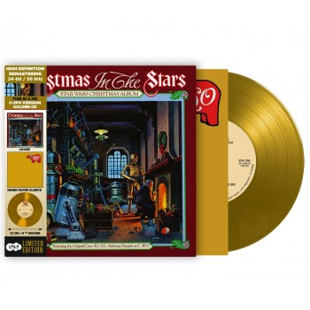 CD - Meco - Star Wars Christmas Album (Gold Edition)
