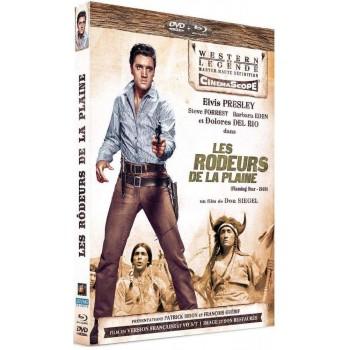 Elvis Presley - Les Rôdeurs De La Plaine - DVD 2017