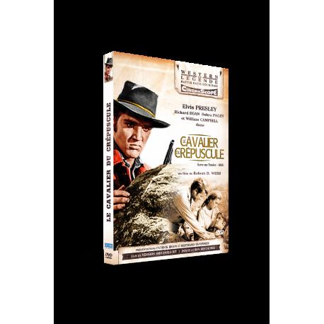Elvis Presley - Le Cavalier Du Crépuscule - DVD 2017