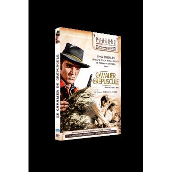 Elvis Presley le King et le Western 3 DVD: Charro + Le Cavalier du crépuscule + Les Rôdeurs de la plaine