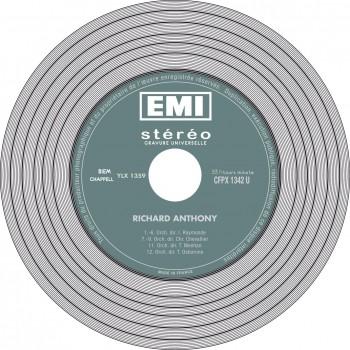 CD - Richard Anthony - Aranjuez Mon Amour