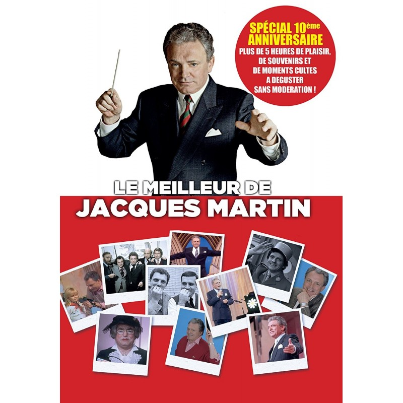 Le Meilleur De Jacques Martin
