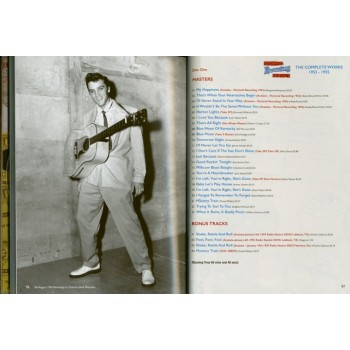 Elvis Presley - The Complete Works 1953-1955 (2 CD + livret)