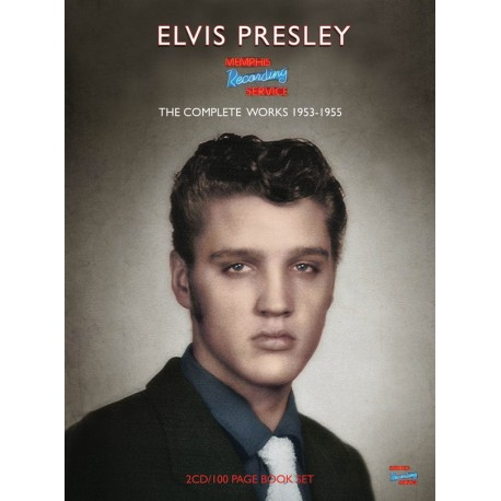 Elvis Presley - The Complete Works 1953-1955 (2 CD + livret)