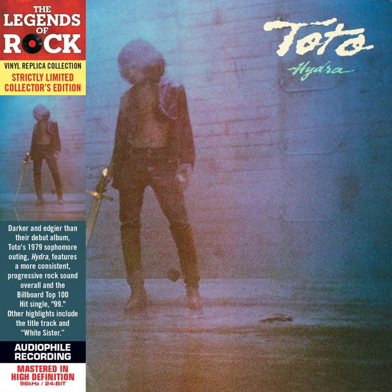 CD - Toto - Hydra