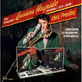 Elvis Presley - The Complete Louisiana Hayride Archives 1954-1956 (Vinyle)