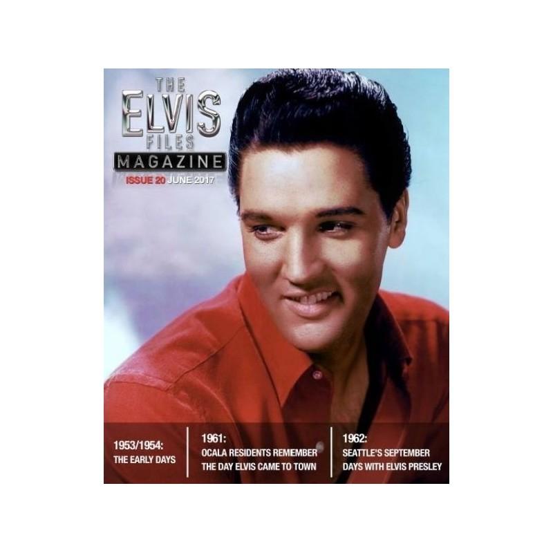 Elvis - The Elvis Files Magazine N°21 September 2017