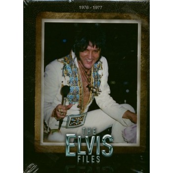 Elvis Presley - The Elvis Files Vol.8 1976-1977 (Livre)