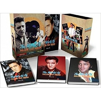 Elvis Presley - The World Of Follow That Dream (coffret 3 livres)