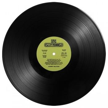 Johnny Hallyday - 33 Tours - Vogue Made In Italie - Succes (Vinyle Noir)