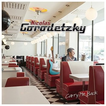 Nicolas Gorodetzky - Carry Me Back (CD)