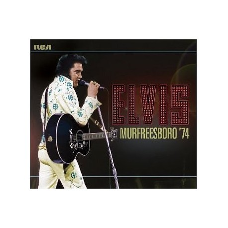 Elvis Presley - Murfreesboro '74 - FTD (2xCD)