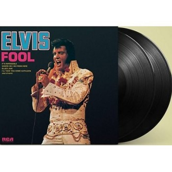 Elvis Presley - The Fool Album - FTD (2xLP)