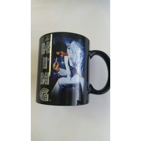 Elvis Mug The King