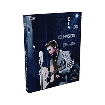 Elvis on Television 1956- 1960 (Livre)