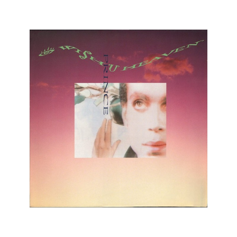 Prince I Wish U Heaven Scarlet Pussy Vinyle