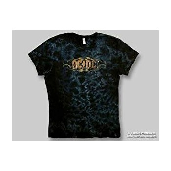 T-Shirt AC/DC - Scroll - Femme - Large