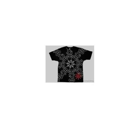 T-Shirt AC/DC - Spiral Logo - Homme - Medium