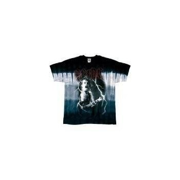 T-Shirt AC/DC - Angus Tie Dye - Homme - X Large
