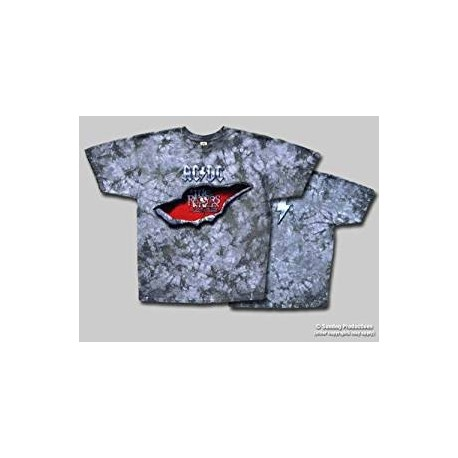 T-Shirt AC/DC - Razors Edge - Homme -Small