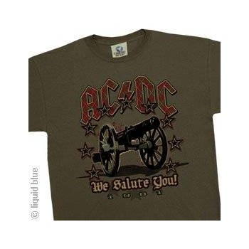T-Shirt AC/DC - We Salute You - Homme - X Large