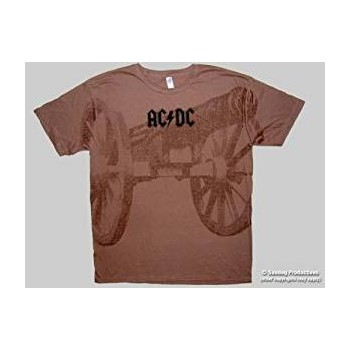 T-Shirt AC/DC - Vintage For Those About To Rock - Homme - Medium