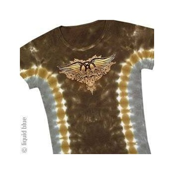 T-Shirt Aerosmith - Ray Logo - Femme - Small