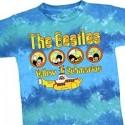 T-Shirt Beatles - Portholes - Medium