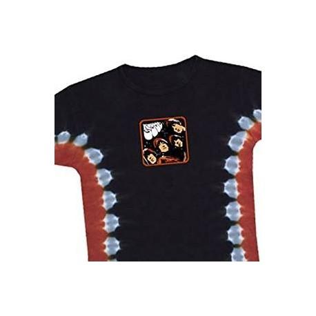 T-Shirt Beatles - Rubber Soul - Femme - X Large
