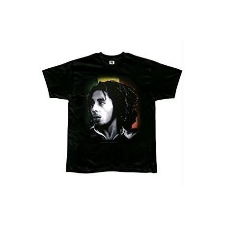 T-Shirt Bob Marley - Away - Homme - Large