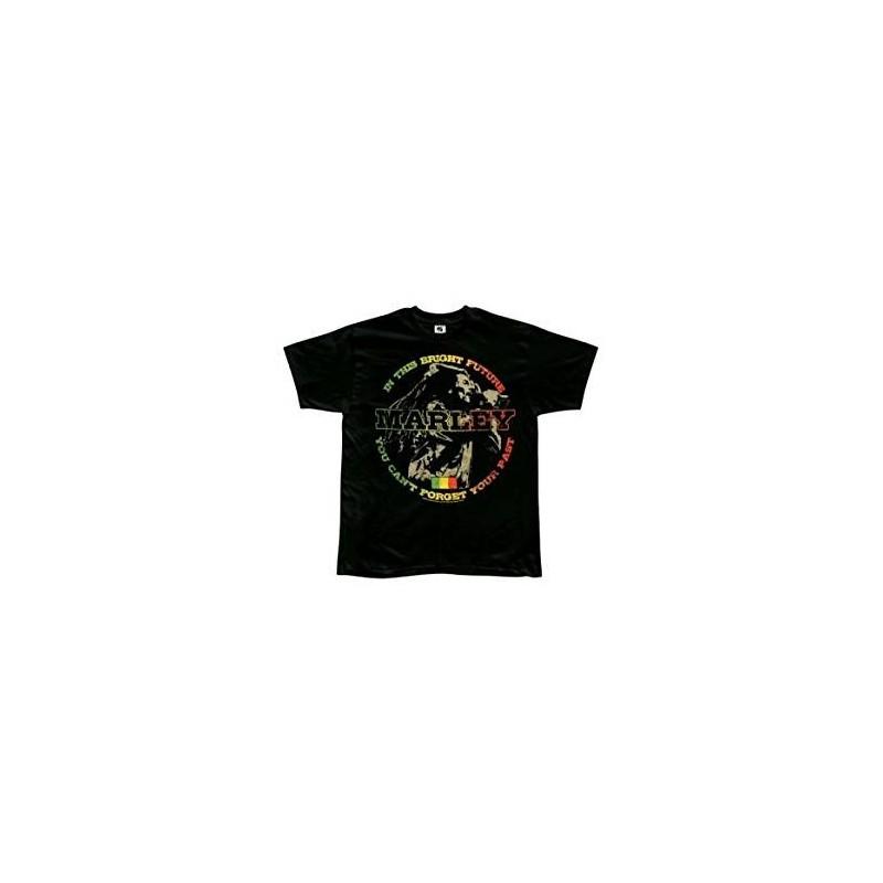 T-Shirt Bob Marley - Bright Future - Homme - X Large