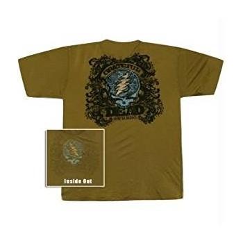 T-Shirt Grateful Dead - San Francisco - Reversible - Homme - Large