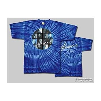 T-Shirt Janis Joplin - Collage - Homme - Medium