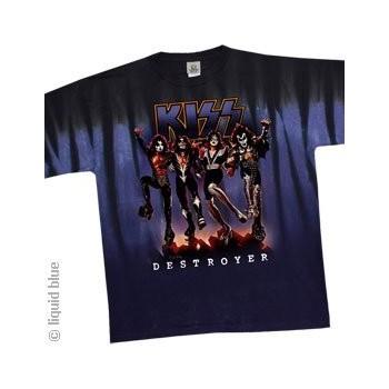 T-Shirt Kiss - Destroyer - Homme - Medium